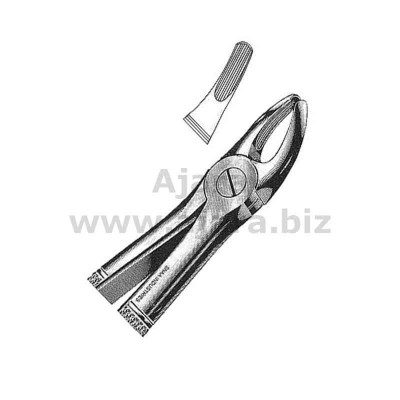 Extracting Forceps English Pattern, Fig. 7