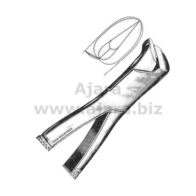 Tooth Extracting Forceps American Pattern fig.6