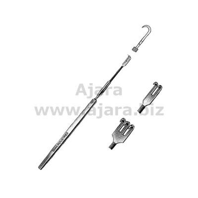 Retractor, Flexible Shaft, Sharp